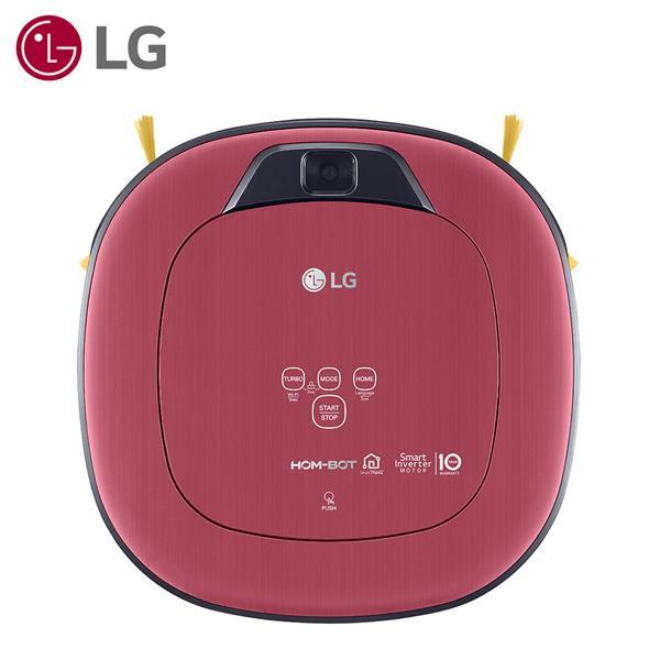 LG VR66413LVM (紅) WIFI遠控小精靈 變頻清潔機器人